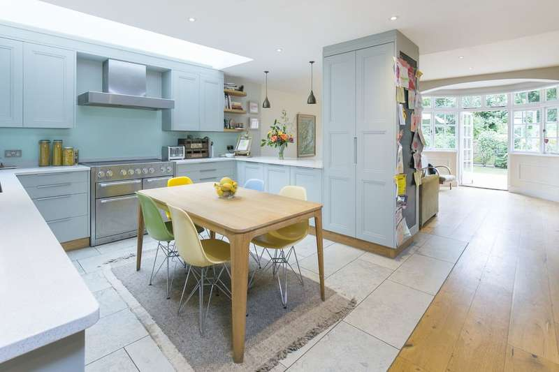4 Bedrooms Terraced House for sale in Park Hill, Abbeville, London