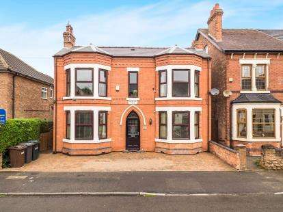 4 Bedrooms Detached House for sale in Forester Road, Nottingham, Nottinghamshire, Nottingham