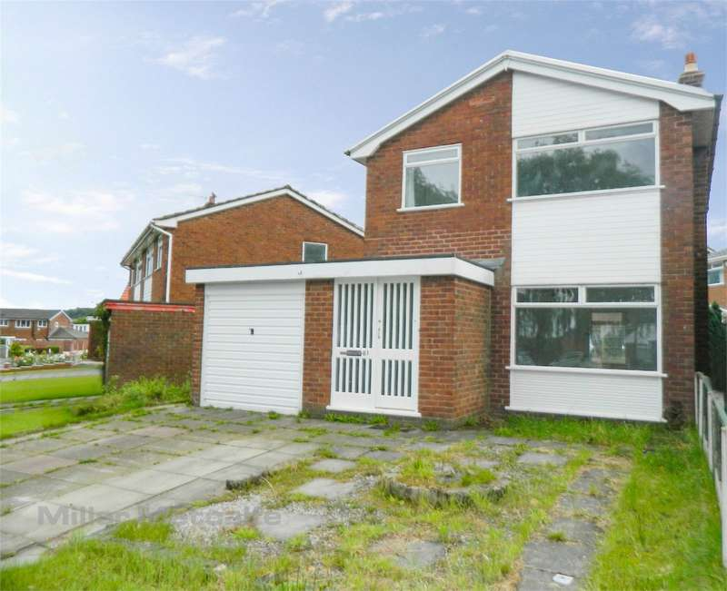 3 Bedrooms Detached House for sale in South Drive, Harwood, Bolton, Lancashire