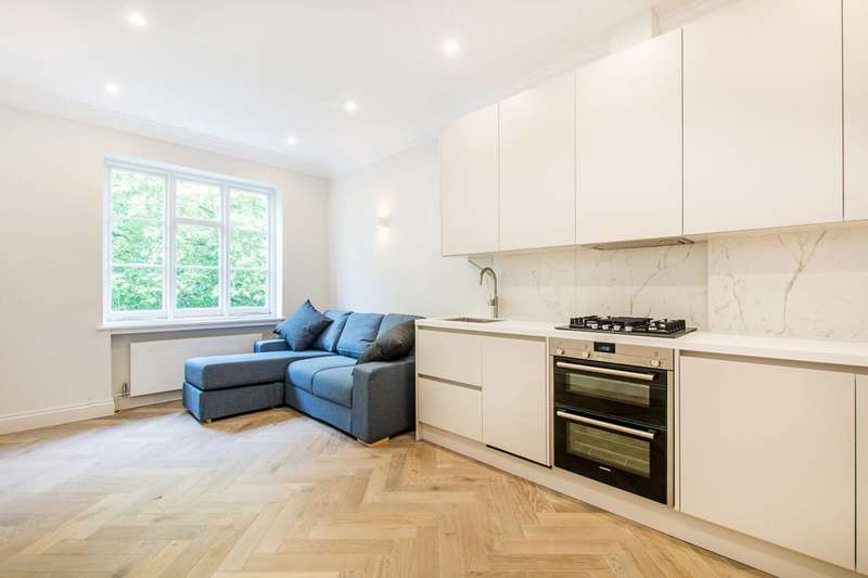 2 Bedrooms Flat for sale in Westbourne Terrace, Bayswater, W2