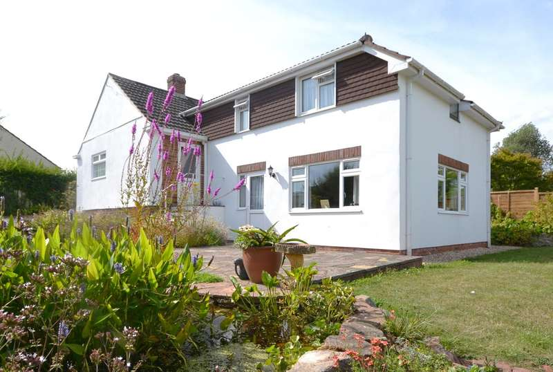 3 Bedrooms Detached House for sale in Shillingford St George, Exeter