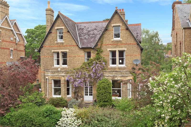6 Bedrooms Detached House for sale in Norham Road, Oxford, OX2