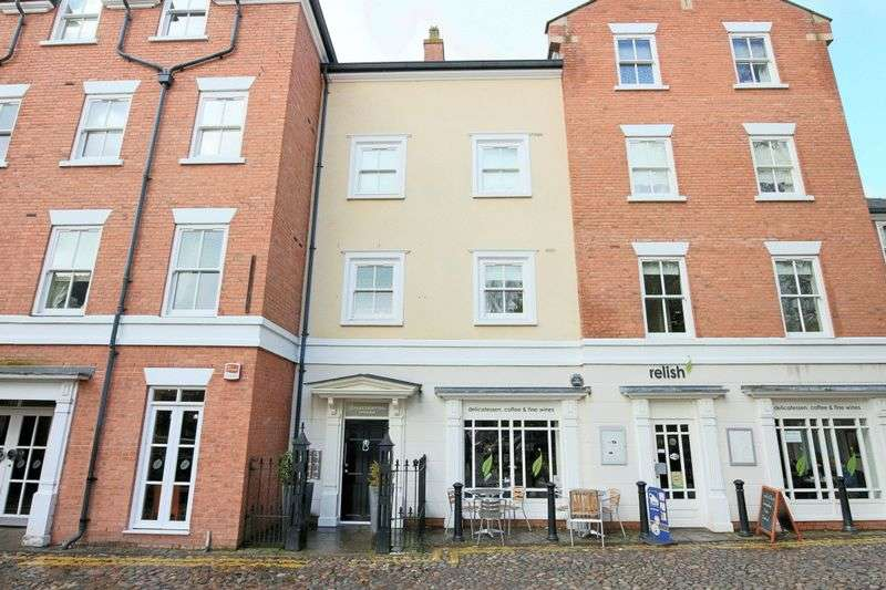 2 Bedrooms Flat for sale in Church Lane, Nantwich