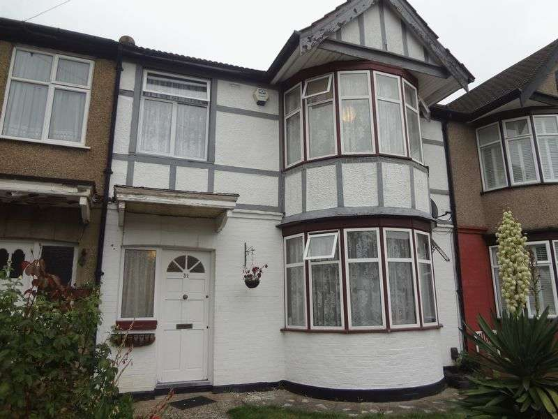 3 Bedrooms Terraced House for sale in Alicia Avenue, Harrow