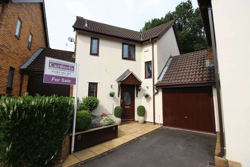 3 Bedrooms Detached House for sale in Keilder Mews, Heaton, Bolton