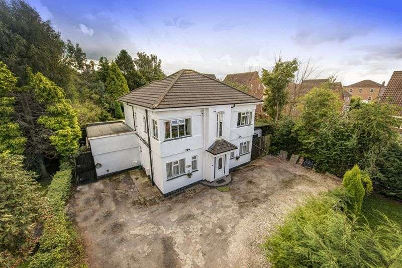 4 Bedrooms Detached House for sale in WEST AVENUE SOUTH, CHELLASTON