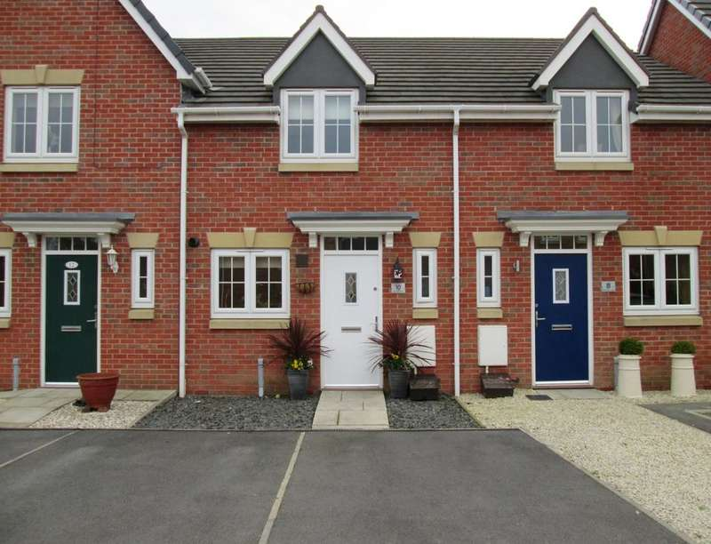 2 Bedrooms Property for sale in Oak Head Close, Barnsley, S71