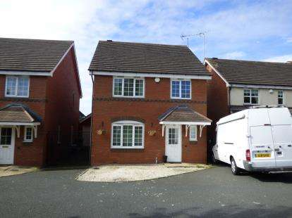 4 Bedrooms Detached House for sale in Chester Road, Erdington, Birmingham, West Midlands