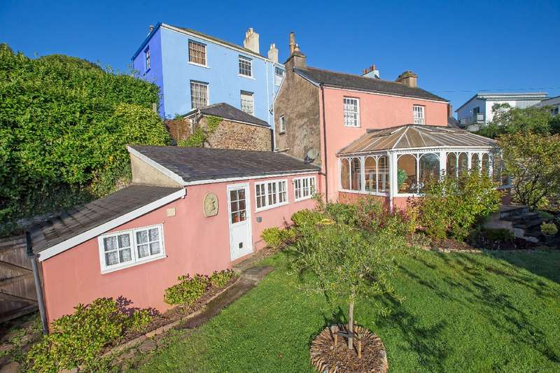3 Bedrooms Detached House for sale in 11 Leechwell Street, Totnes