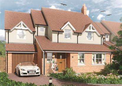 6 Bedrooms Detached House for sale in The Sidings, Station Terrace, Buckingham