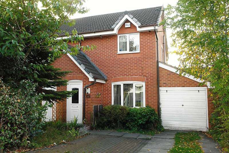 2 Bedrooms Semi Detached House for sale in 64 Wildbrook Terrace, Oldham