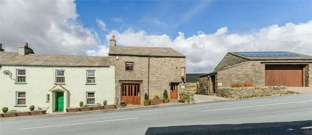7 Bedrooms Semi Detached House for sale in Garsdale, Sedbergh, North Yorkshire