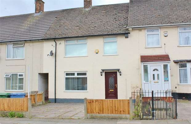 3 Bedrooms Terraced House for sale in Harefield Road, Liverpool, Lancashire