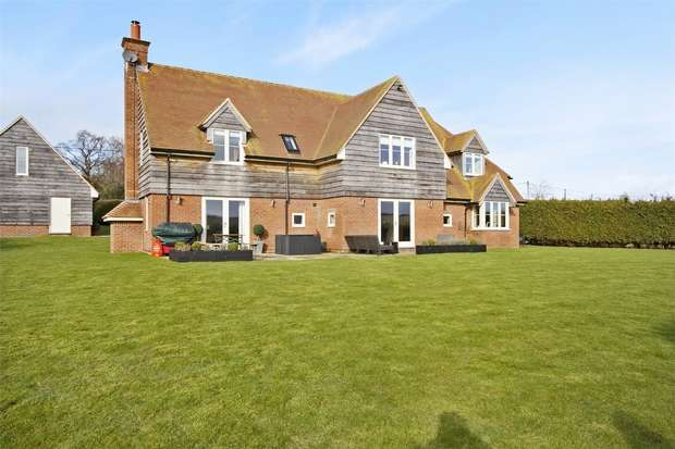 4 Bedrooms Detached House for sale in Little Park, Monxton, Andover