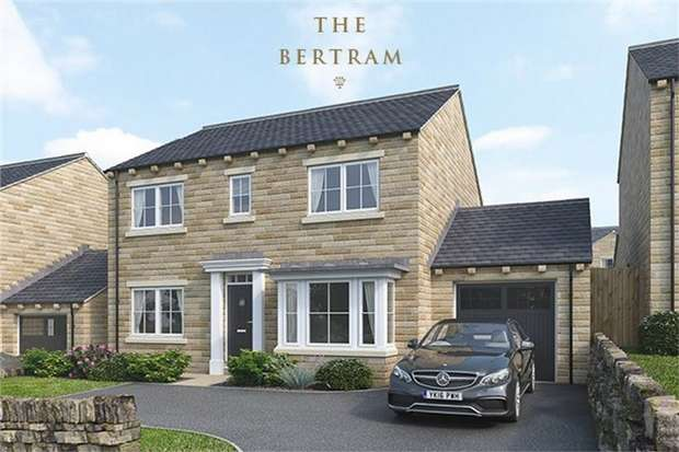 4 Bedrooms Detached House for sale in Willow Reach, Mill Moor Road, Meltham, West Yorkshire