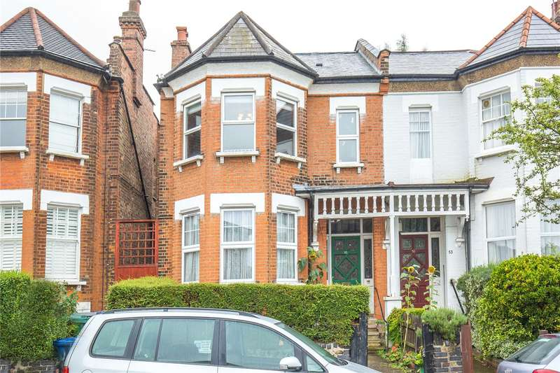 3 Bedrooms Apartment Flat for sale in Gainsborough Road, North Finchley, N12