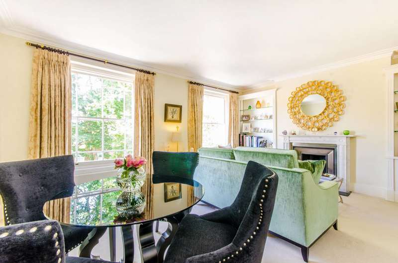 2 Bedrooms Flat for sale in Compton Road, Islington, N1