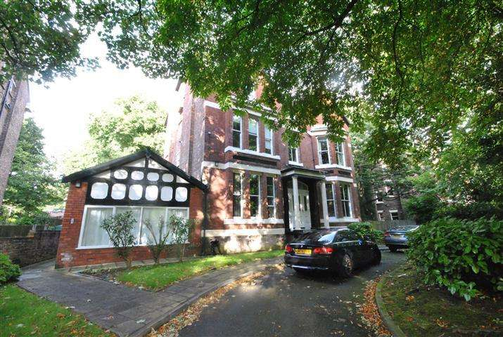 2 Bedrooms Apartment Flat for sale in Linnet Lane, Aigburth, Liverpool, L17