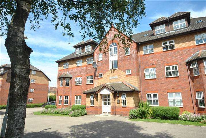 2 Bedrooms Apartment Flat for sale in The Spinnakers, Aigburth, Liverpool, L19