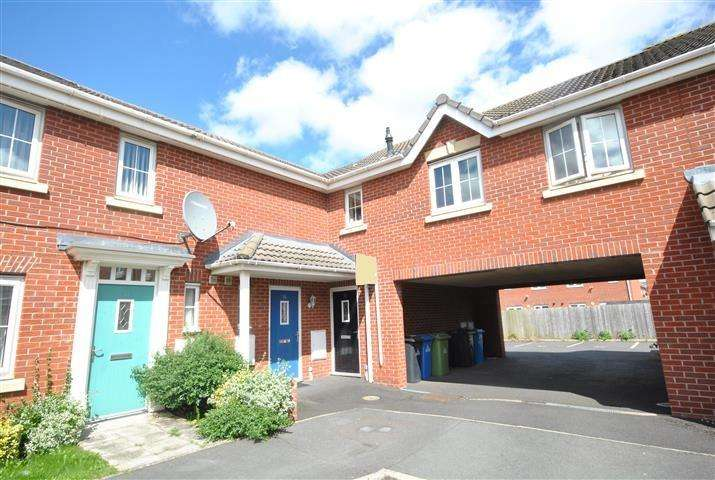 1 Bedroom Apartment Flat for sale in Wellingford Avenue, Halebank, Widnes, WA8