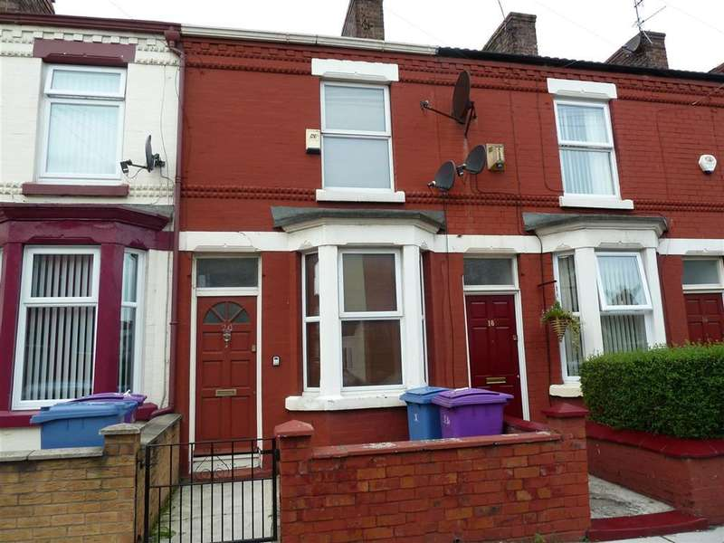 2 Bedrooms Terraced House for sale in Winchester Road, Liverpool, Merseyside, L6