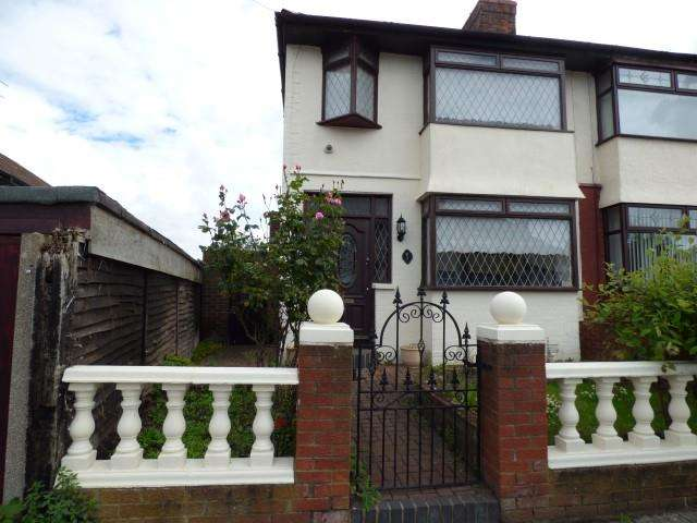 3 Bedrooms Semi Detached House for sale in Hilary Road, Liverpool, Merseyside, L4