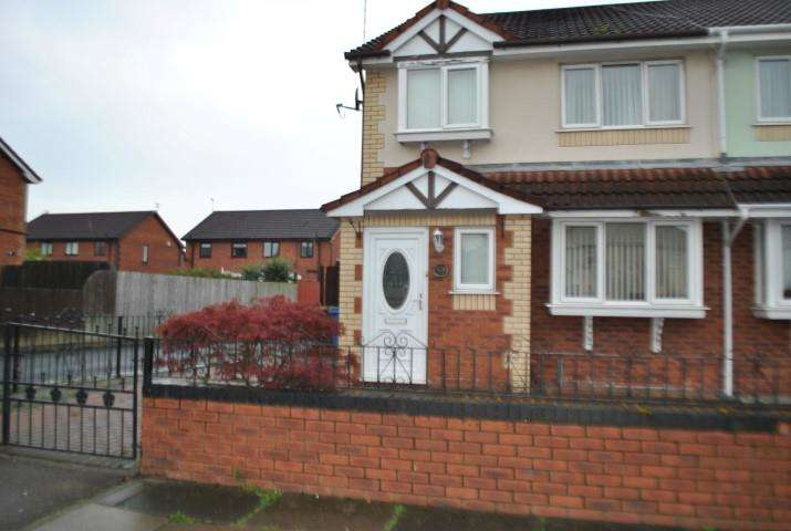3 Bedrooms Semi Detached House for sale in Richard Kelly Drive, Liverpool, L4