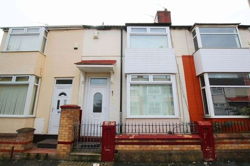2 Bedrooms Terraced House for sale in Middleton Road, Kensington, Liverpool, L7