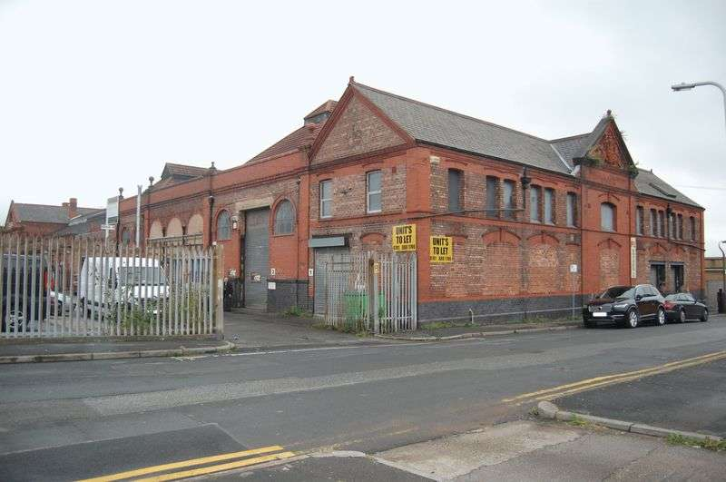 Property for sale in Large development site close to the town centre