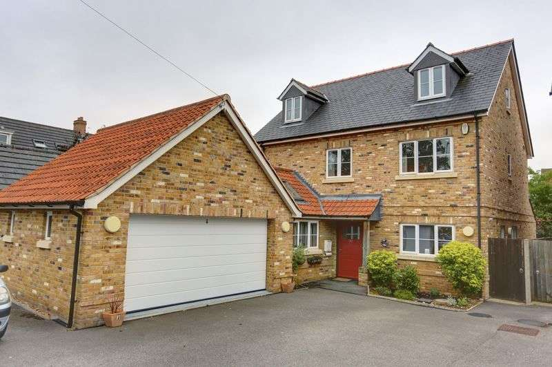 5 Bedrooms Detached House for sale in Cambridge Road, Ely