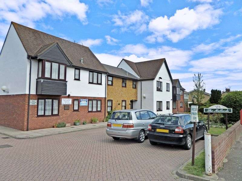 1 Bedroom Retirement Property for sale in The Mallards (Great Wakering), Great Wakering, SS3 0HY