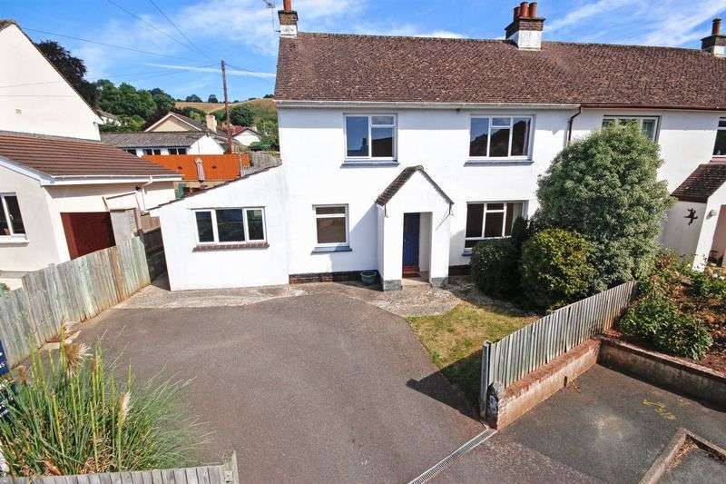 3 Bedrooms Semi Detached House for sale in Bishopsteignton