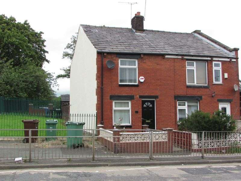 2 Bedrooms Semi Detached House for sale in Bell Lane, Bury - No Chain & Refurbished