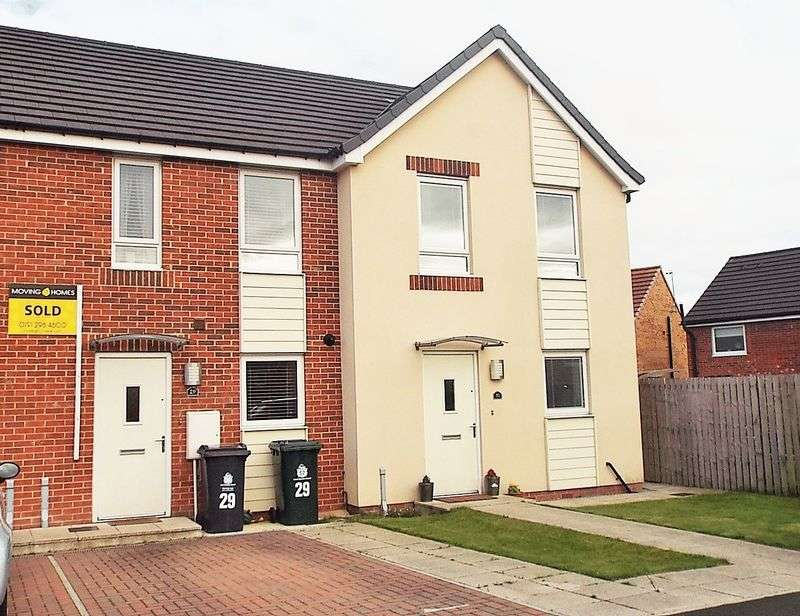 3 Bedrooms House for sale in Warrington Grove, North Shields