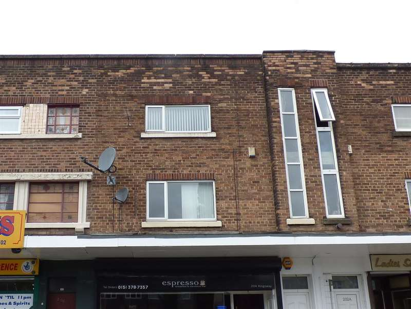 3 Bedrooms Apartment Flat for sale in Kingsway, Huyton, Liverpool