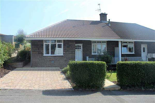 3 Bedrooms Bungalow for sale in Woodcroft Road, St Annes, Bristol