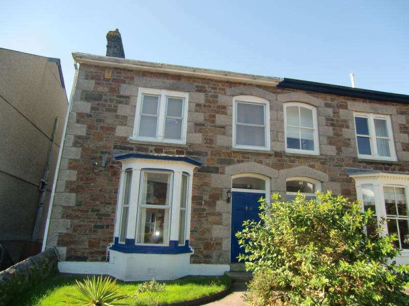 3 Bedrooms Semi Detached House for sale in Albany Road, Redruth
