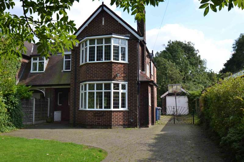 4 Bedrooms Semi Detached House for sale in Westminster Road, Ellesmere Park