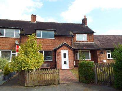 4 Bedrooms Terraced House for sale in Moorcroft, Plumley, Knutsford, Cheshire