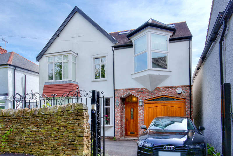 5 Bedrooms Detached House for sale in 9 Newfield Lane, Dore, S17 3DA
