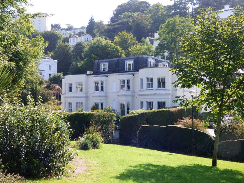 2 Bedrooms Ground Flat for sale in Torwood Gardens Road , Torquay