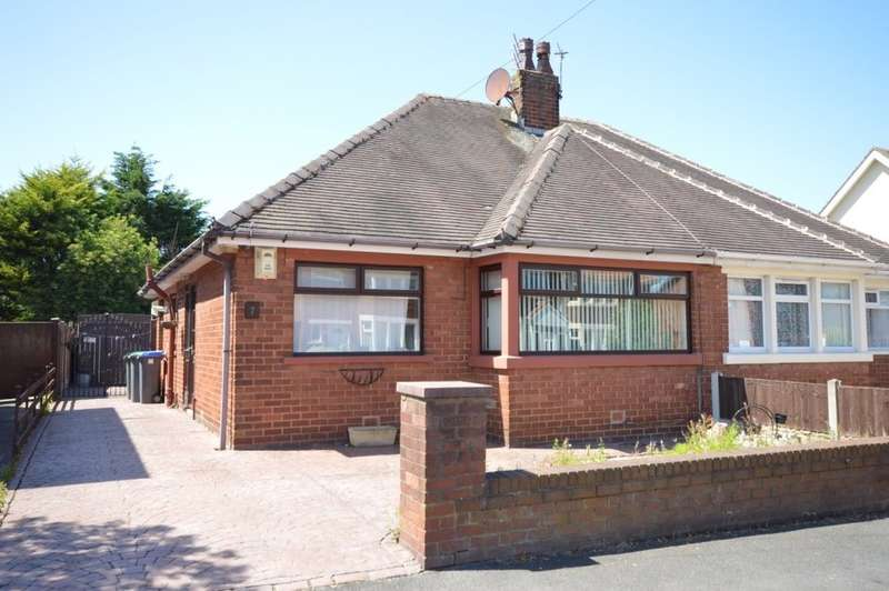 2 Bedrooms Semi Detached Bungalow for sale in Kingsley Road, Marton