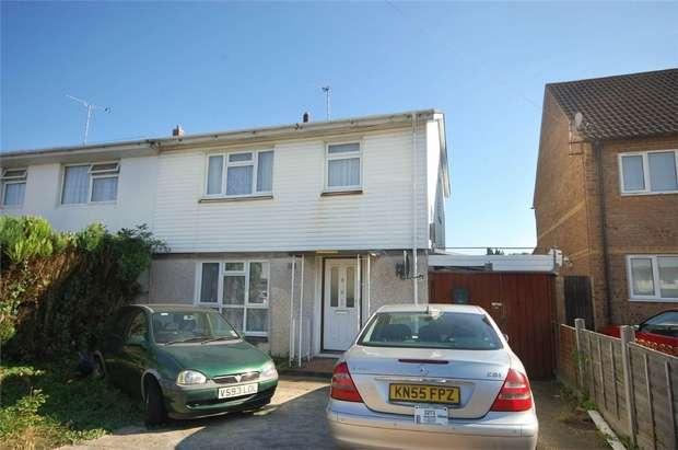 3 Bedrooms Semi Detached House for sale in Birch Court, Aylesbury, Buckinghamshire