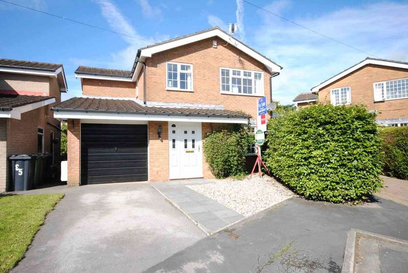 4 Bedrooms Detached House for sale in Hawthorne Avenue, Newton
