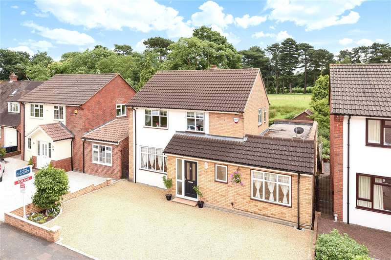 4 Bedrooms House for sale in Post Meadow, Iver, Buckinghamshire, SL0