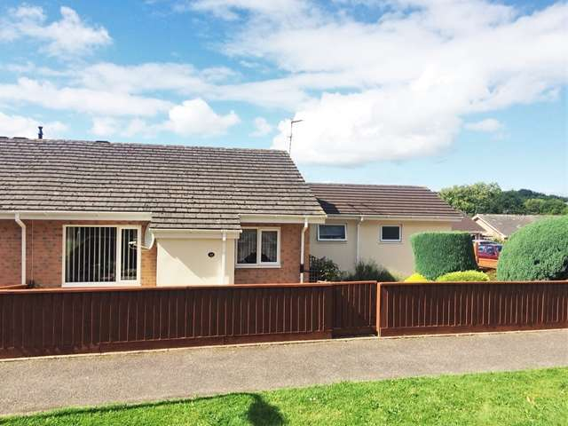 4 Bedrooms Semi Detached Bungalow for sale in Honiton Bottom Road, Honiton