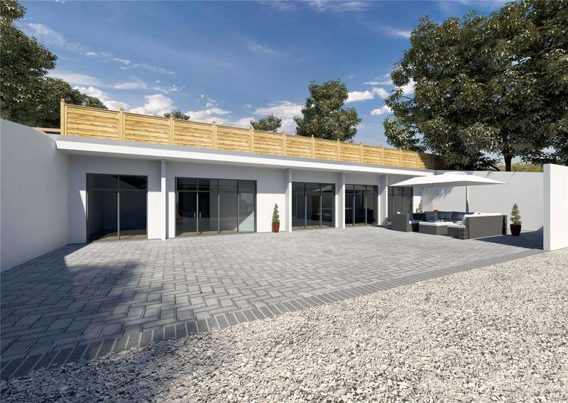 Land Commercial for sale in Oving Road, Whitchurch, Aylesbury, Buckinghamshire, HP22