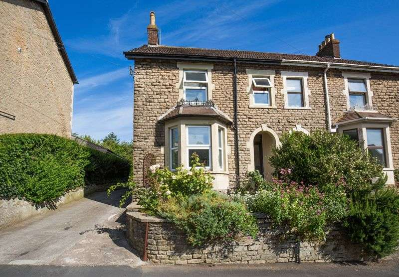 3 Bedrooms Semi Detached House for sale in Nunney Road, Frome