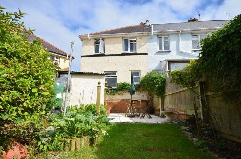 2 Bedrooms Terraced House for sale in BRISEHAM ROAD, BRIXHAM
