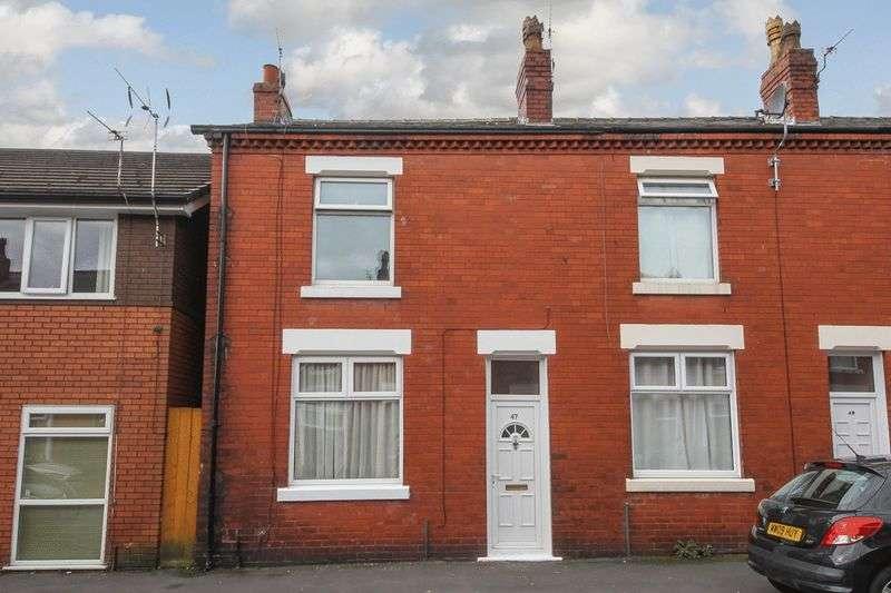 2 Bedrooms Terraced House for sale in Holme Terrace, Swinley